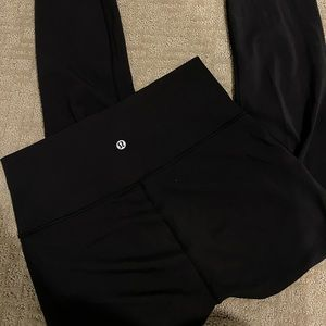 "lululemon wunder under HR 25"" luxtreme"
